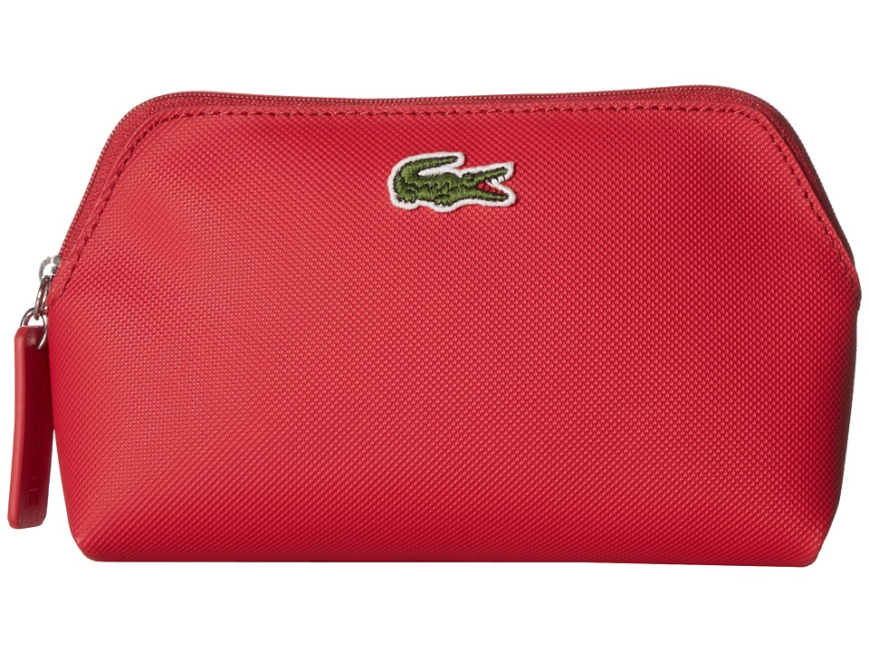 Lacoste - L.12.12 Concept 3 Size Make Up Pouches (Virtual Pink Combo D2) Cosmetic Case