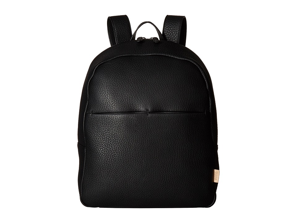 ECCO - Mads Backpack (Black) Backpack Bags