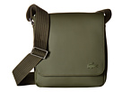 Lacoste Small Classic Flap Crossover Bag