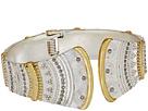 Lucky Brand Pave Hinge Bracelet