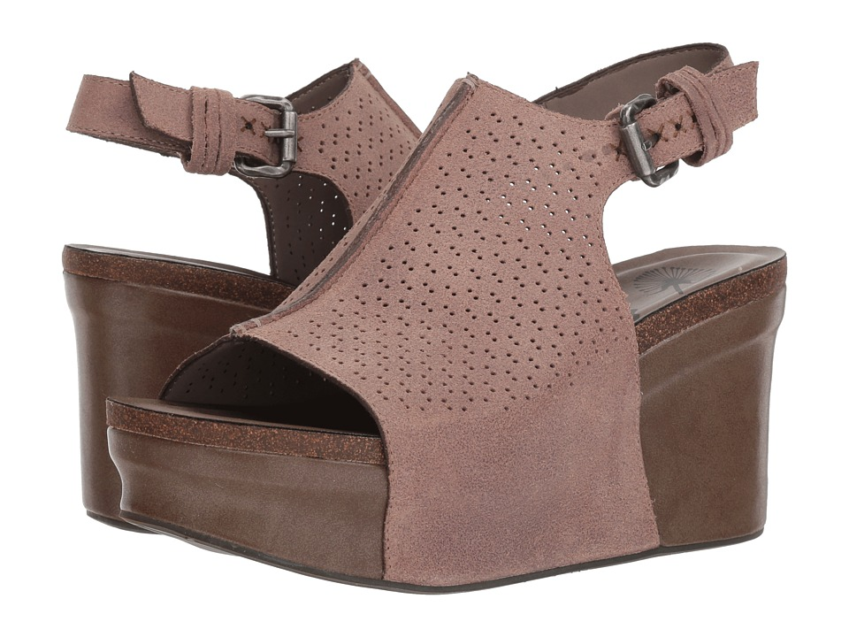 OTBT Jaunt (Grey Pownder) Wedges