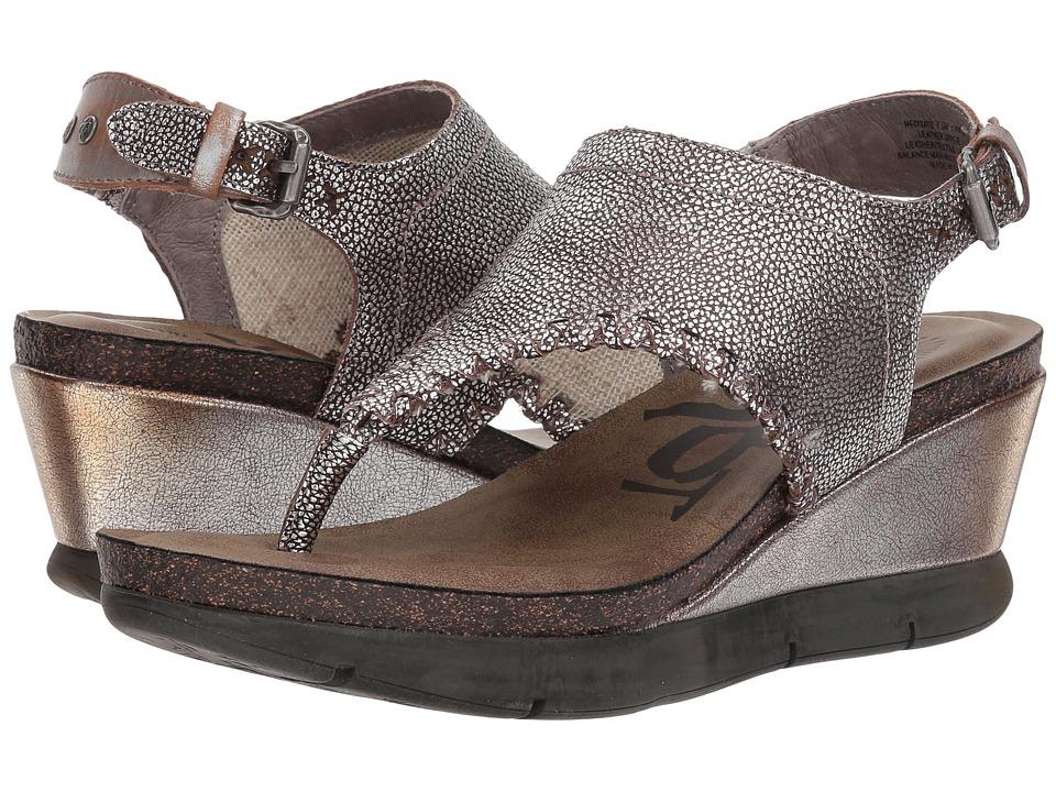 OTBT Meditate (Silver) Sandals