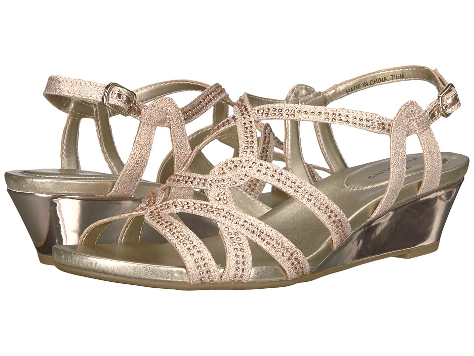 Bandolino Galtelli (Rose Twinkle Fabric) Sandals