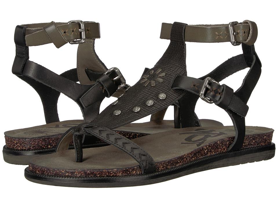 OTBT Stargaze (Black) Sandals