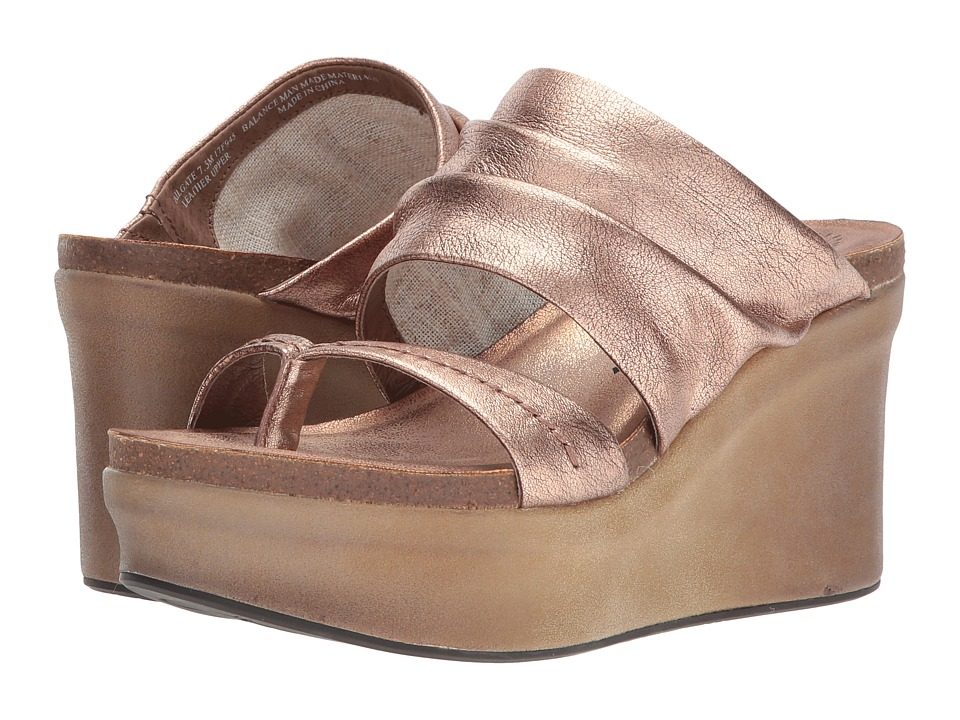 OTBT - Tailgate (Copper) Women's Sandals