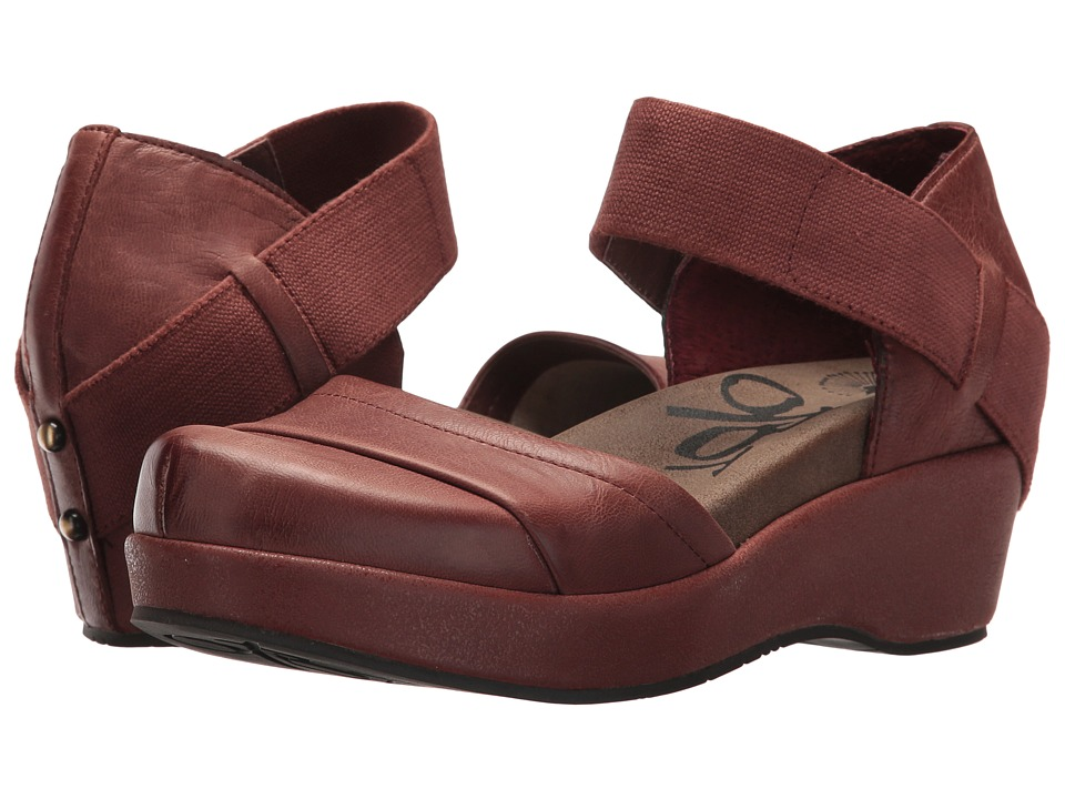 OTBT Wander Out (Sangria) Sandals