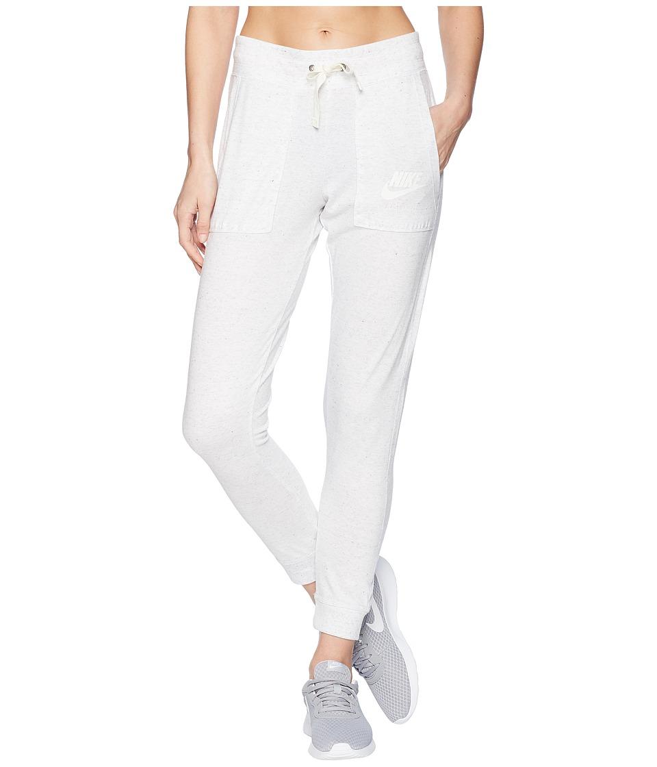 Nike - Sportswear Vintage Pant (Birch Heather/Sail) Women's Casual Pants