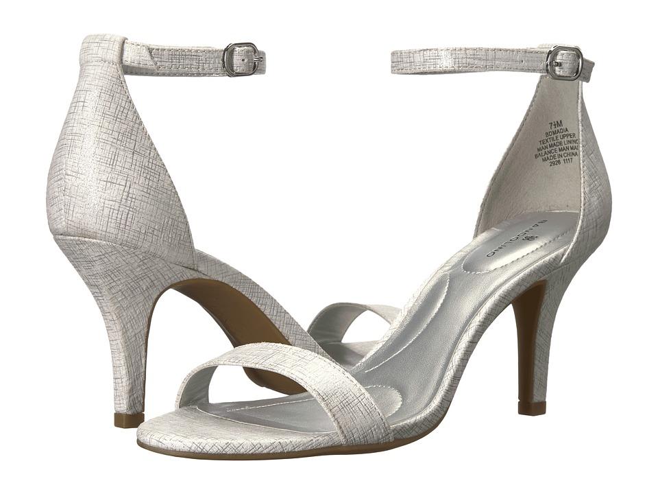 Bandolino Madia (Silver Alhambra Metallic) High Heels