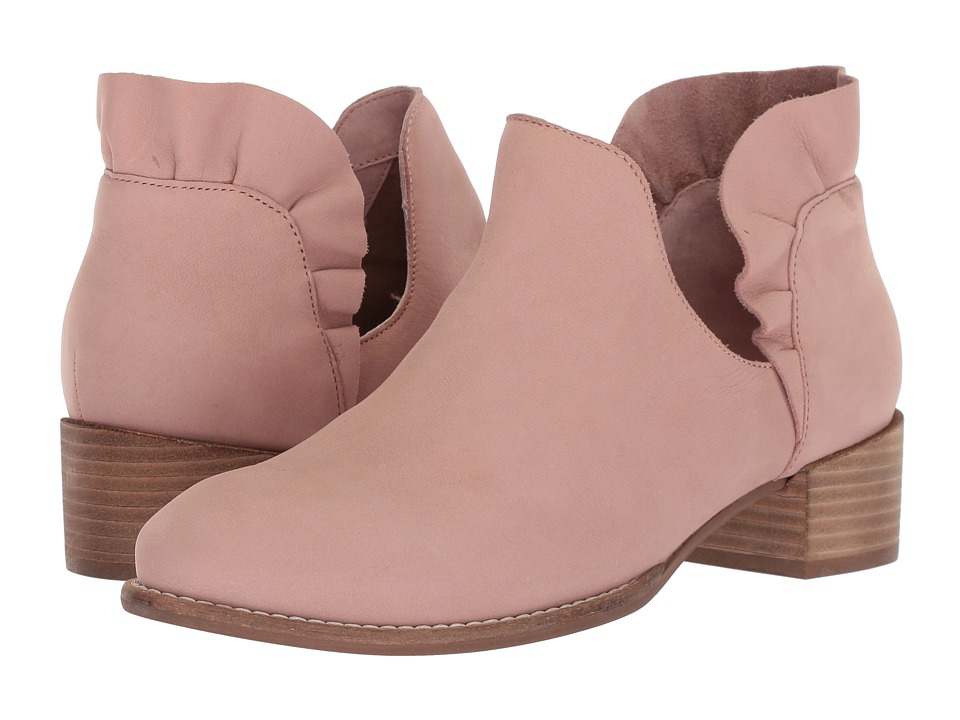 Seychelles Renowned (Pink Nubuck) Women's Pull-on Boots