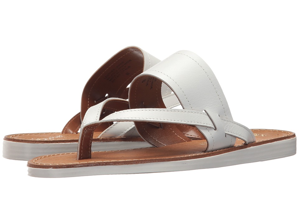 Seychelles - Mosaic (White Leather) Women's Sandals