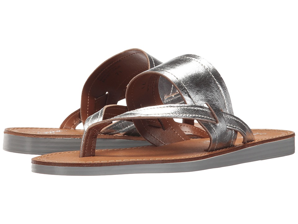 Seychelles Mosaic (Silver Leather) Sandals