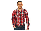 Rock and Roll Cowboy Rock and Roll Cowboy Plaid Long Sleeve Snap B2S5718