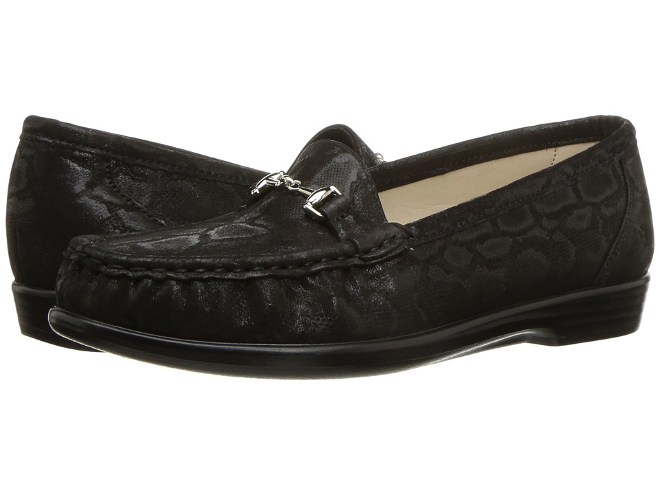 SAS Metro (Nero Snake) Women's Shoes