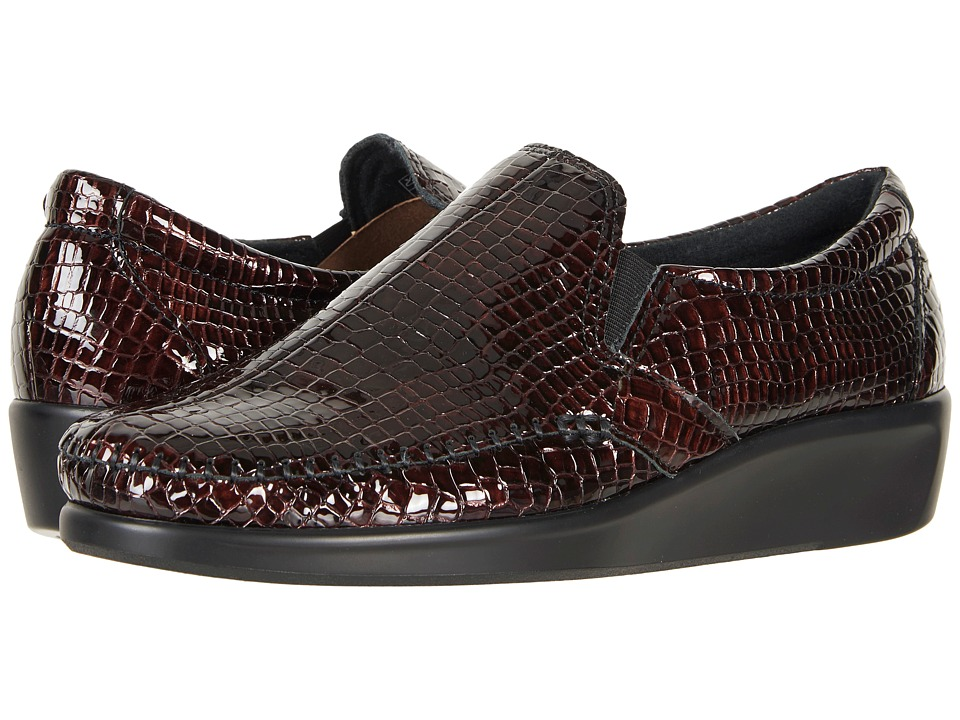SAS Dream (Brown Croc) Women