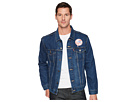 Levi's(r) Mens NY Yankees Denim Trucker
