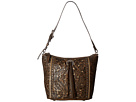 American West American West Hill Country Zip Top Bucket Tote