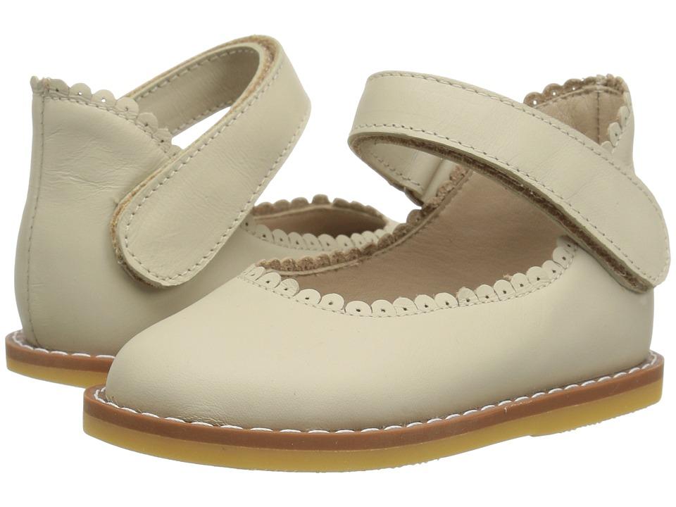 Elephantito Ballerina (Infant/Toddler) (Ivory) Girls Shoes