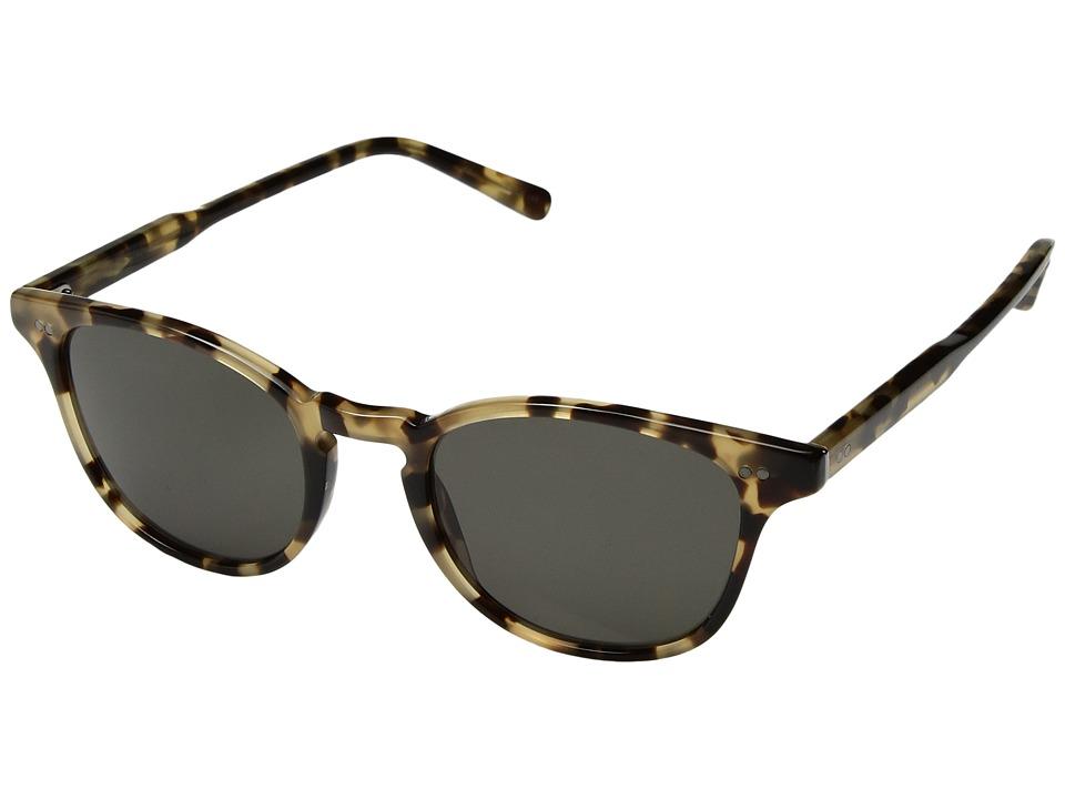 Shwood Kennedy (Havana/G15) Athletic Performance Sport Sunglasses
