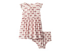 Kate Spade New York Kids Hot Rod Dress (Infant)