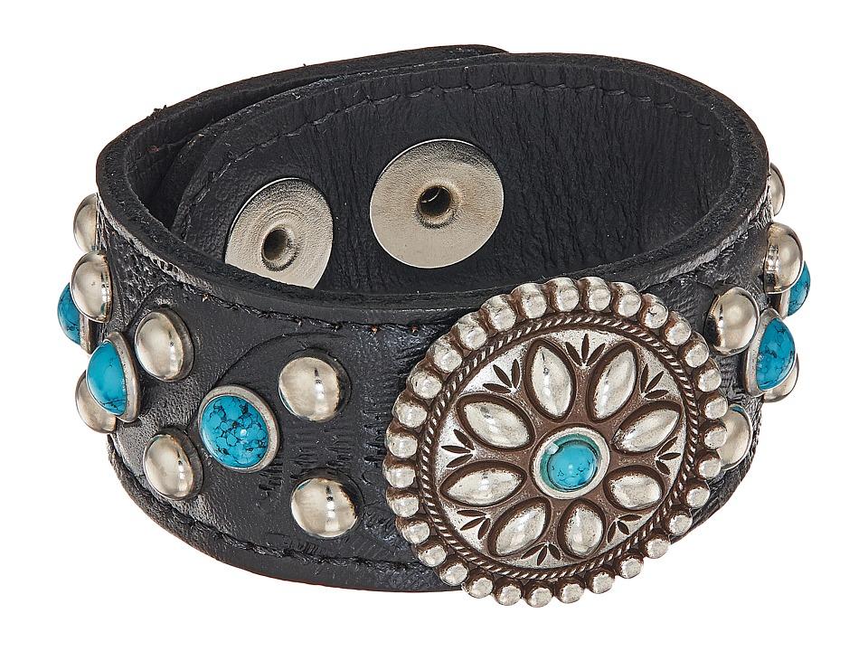 American West - Narrow Cuff Bracelet