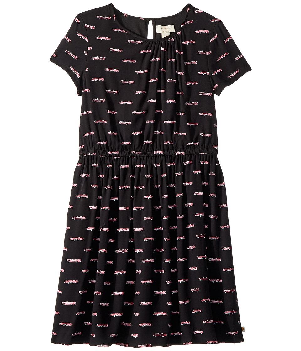Kate Spade New York Kids - Hot Rod Dress (Little Kids/Big...