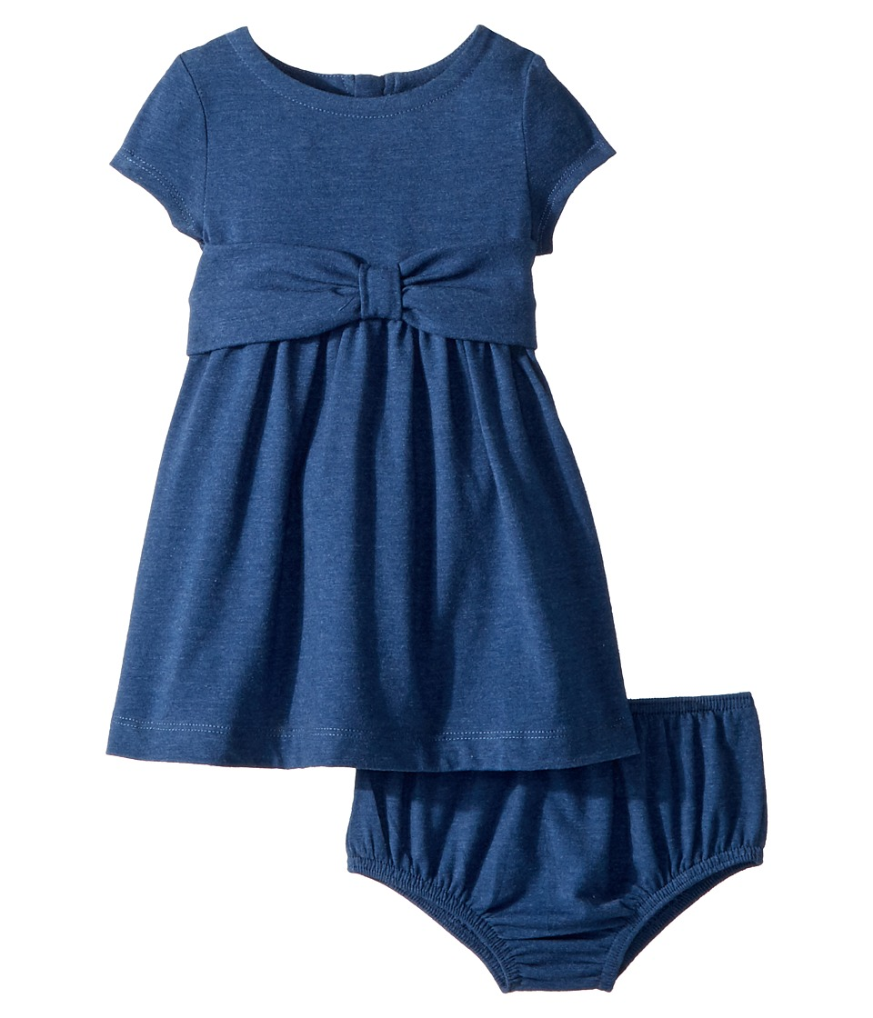 Kate Spade New York Kids - Kammy Dress (Infant) (Indigo) Girls Dress