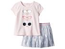 Kate Spade New York Kids Kate Spade New York Kids Sunglasses Skirt Set (Infant)