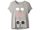 Kate Spade New York Kids Sunglasses Tee (Little Kids/Big Kids)
