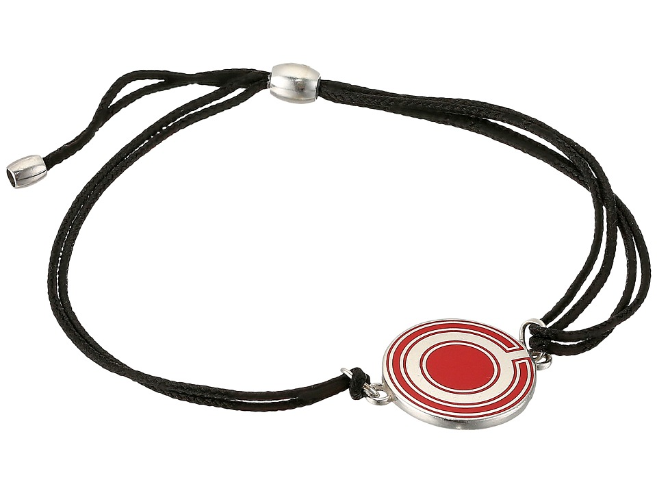 Alex and Ani - Justice League Cyborg Kindred Cord Bracelet (Sterling Silver) Bracelet