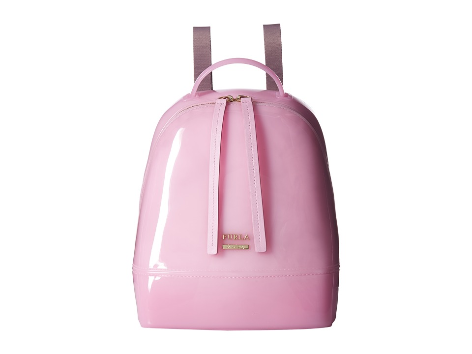 Furla - Candy Small Backpack (Glicine) Backpack Bags