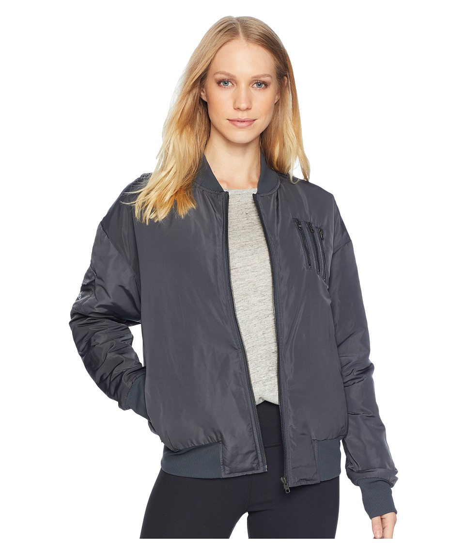 ALO Squad Jacket (Anthracite) Women