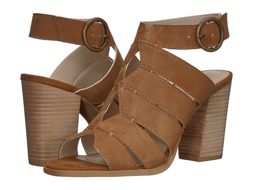 Seychelles Completely Engaged (Tan Suede) High Heels