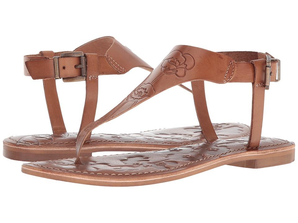 Seychelles Laxmi (Brown Leather) Women