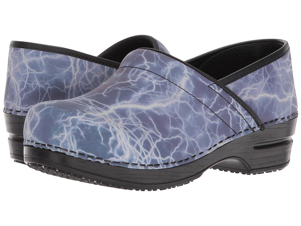 Sanita Smart Step Professional Monsoon (Blue) Clogs