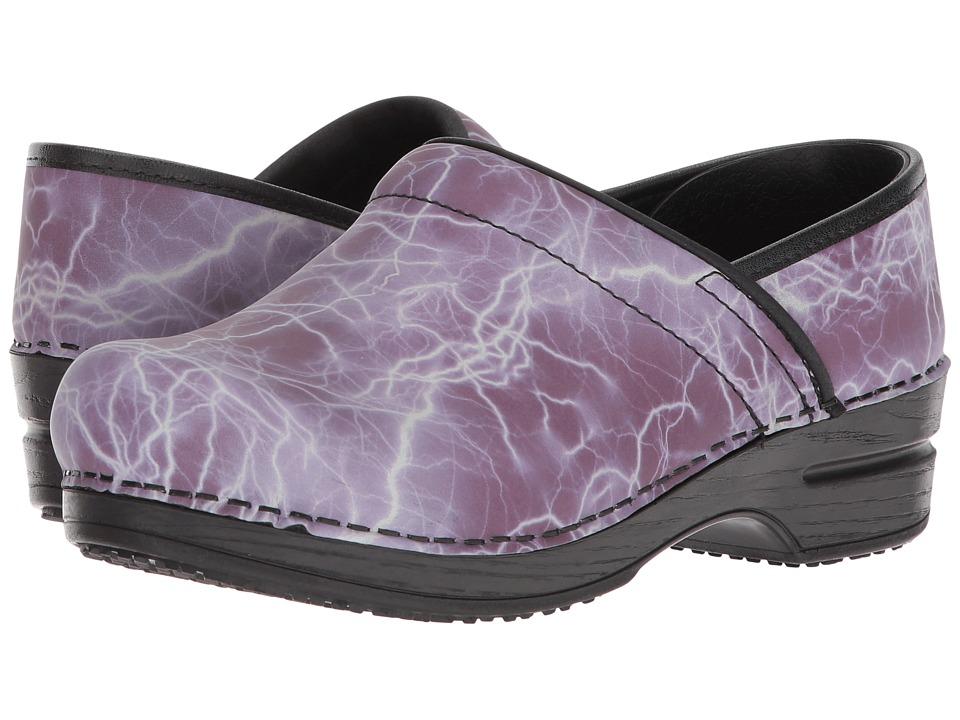 Sanita Smart Step Professional Monsoon (Fuchsia) Clogs