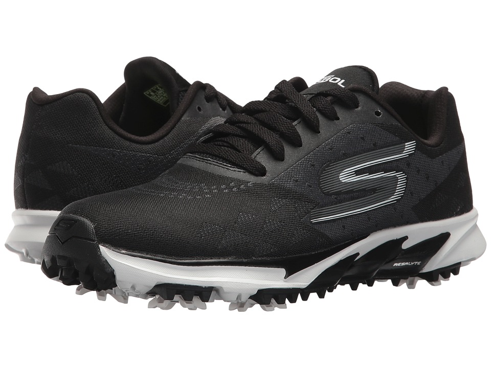 SKECHERS Performance - GO GOLF Blade 2 (Black/White) Wome...
