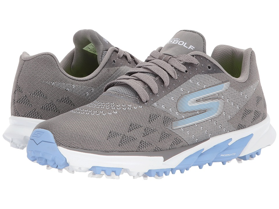 SKECHERS Performance - GO GOLF Blade 2 (Charcoal/Blue) Wo...