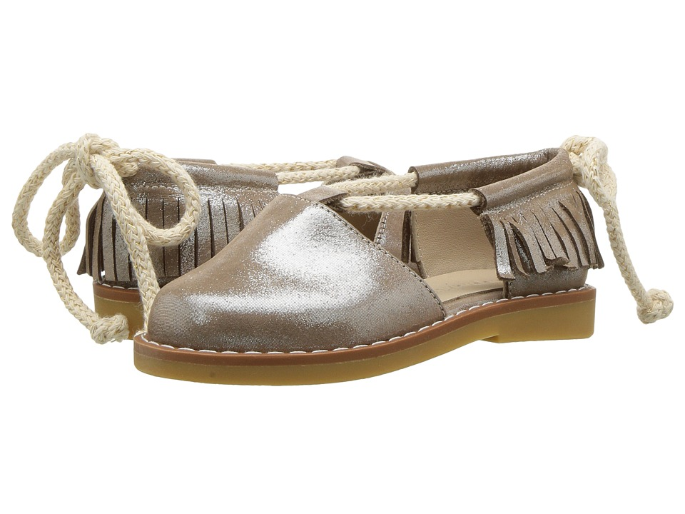 Elephantito - Tori Sandal (Toddler/Little Kid/Big Kid) (Blush) Girls Shoes