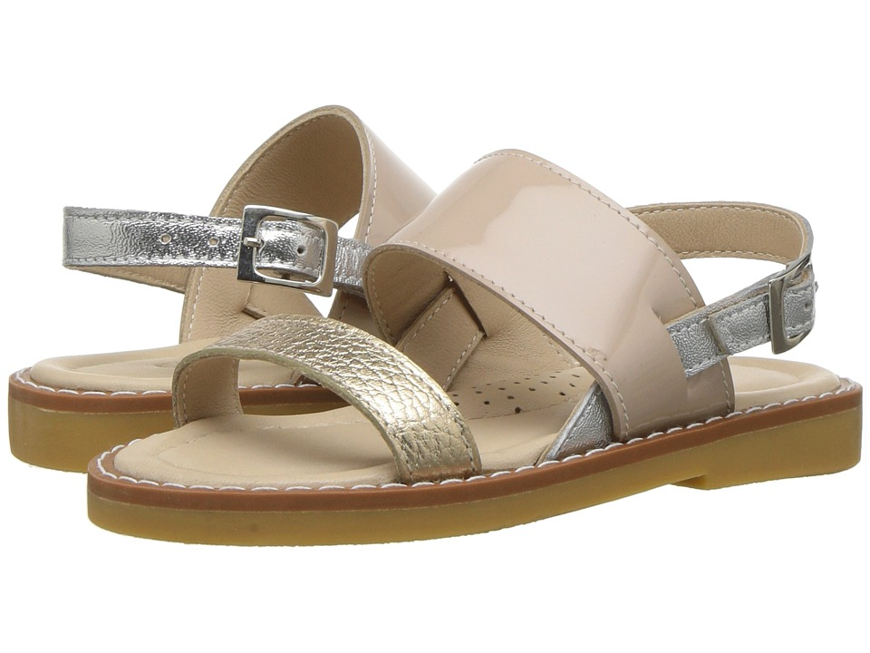 Elephantito - Paloma Sandal (Toddler/Little Kid/Big Kid) (Blush) Girls Shoes