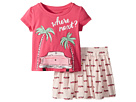 Kate Spade New York Kids Where Next Skirt Set (Toddler/Little Kids)