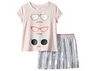 Kate Spade New York Kids Kate Spade New York Kids Sunglasses Skirt Set (Toddler/Little Kids)
