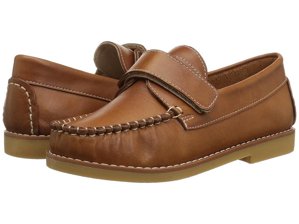 Elephantito - Nick Boating Shoe (Toddler/Little Kid/Big Kid) (Natural) Boys Shoes