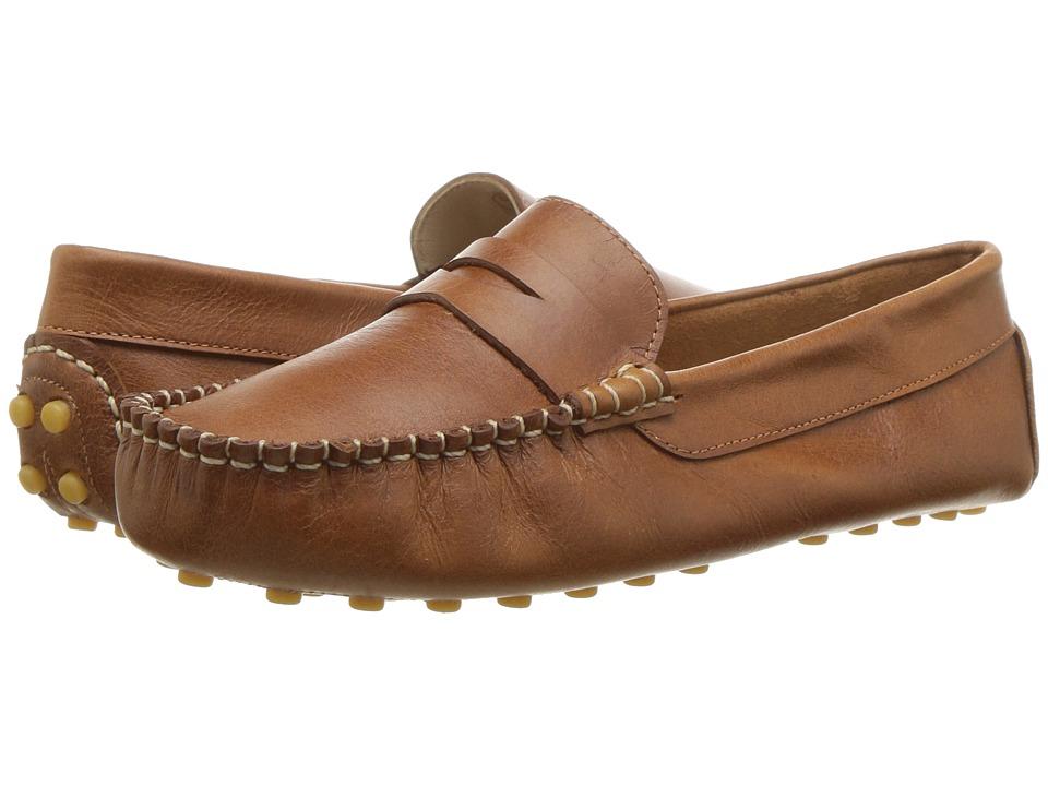 Elephantito - Logan (Toddler/Little Kid/Big Kid) (Natural) Boys Shoes