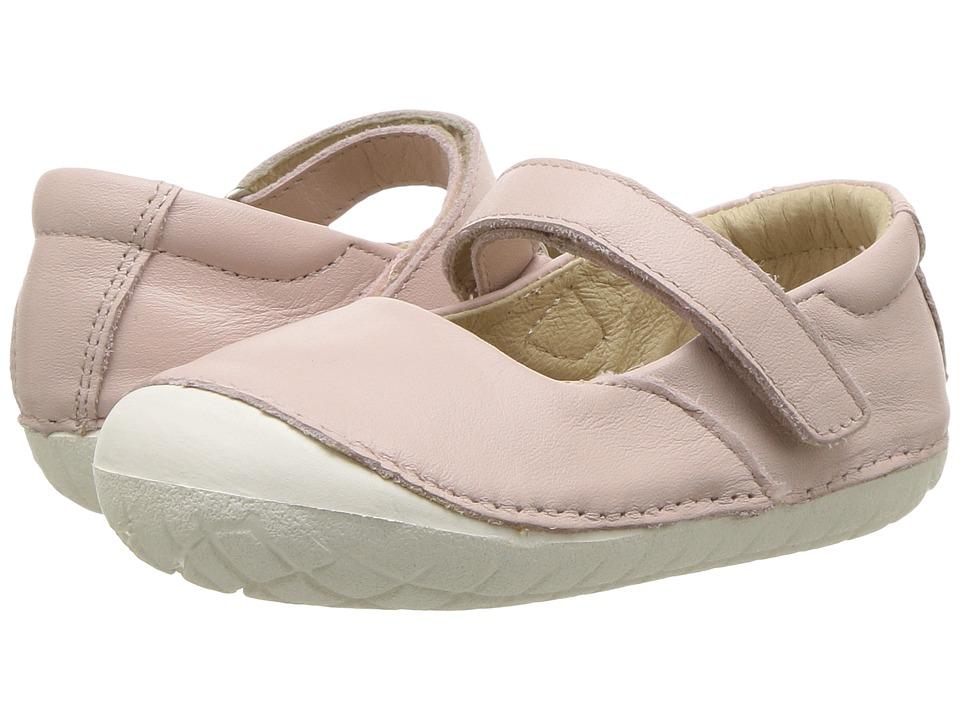 Old Soles - Pave Jane (Infant/Toddler) (Powder Pink) Girls Shoes