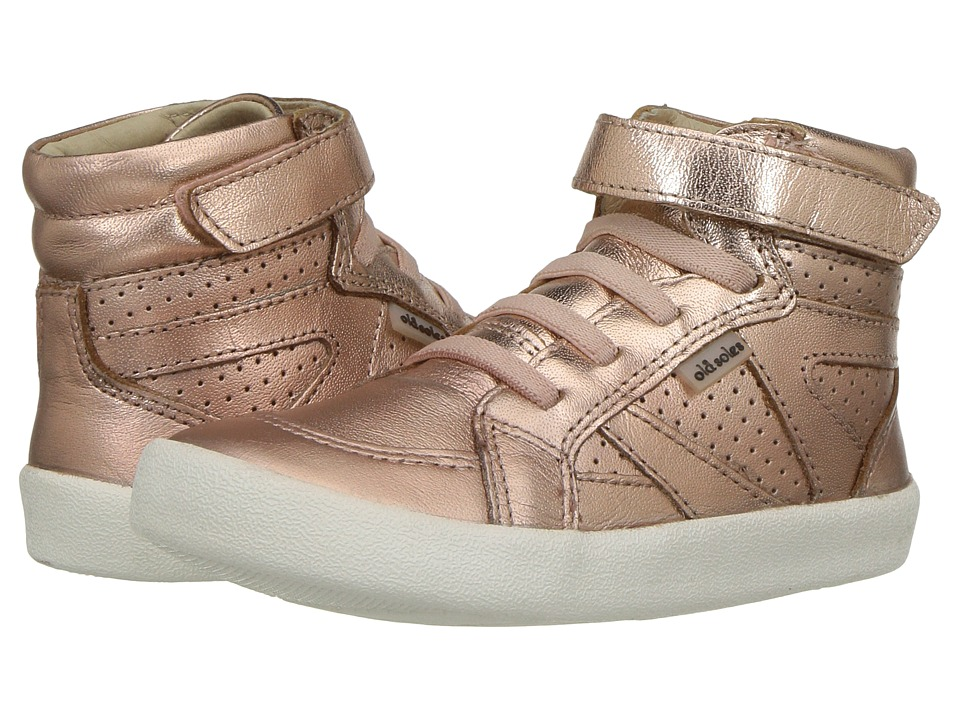 Old Soles The Leader (Toddler/Little Kid) (Copper) Girl's Shoes