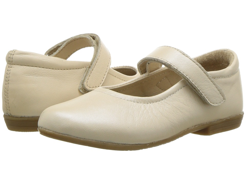 Image of Old Soles - Brule Sista (Toddler/Little Kid) (Pearl) Girl's Shoes