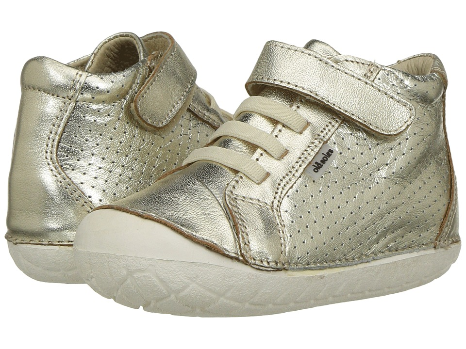 Old Soles Pave Cheer (Infant/Toddler) (Gold) Girls Shoes