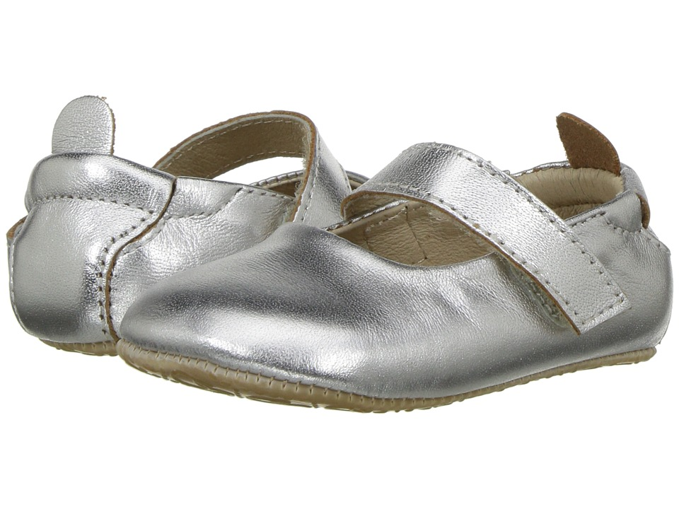 Old Soles - Gabrielle (Infant/Toddler) (Silver 1) Girls Shoes