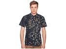 Billy Reid Short Sleeve Tuscumbia Print Shirt