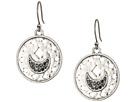 Lucky Brand Moon Drop Earrings